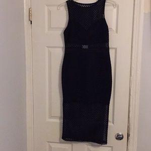 Boohoo night party dress